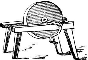 The Sharpening Stone